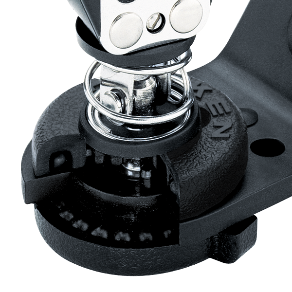 Double Low Profile Cam Base — Swivel