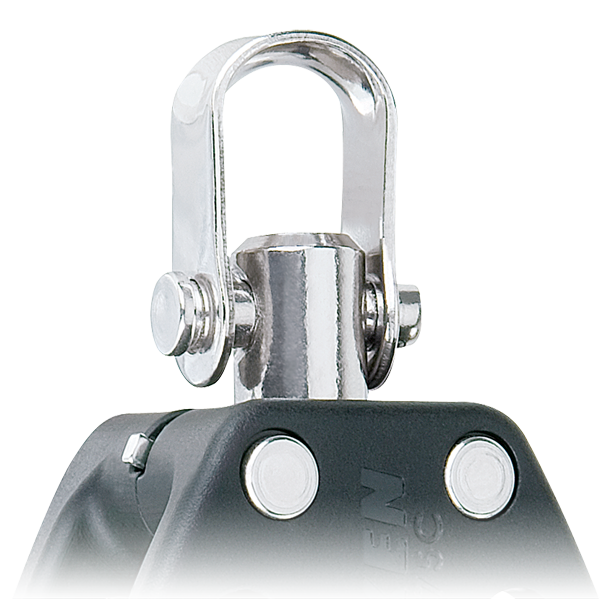 57 mm Ratchet Block — Swivel, 1.5x Grip